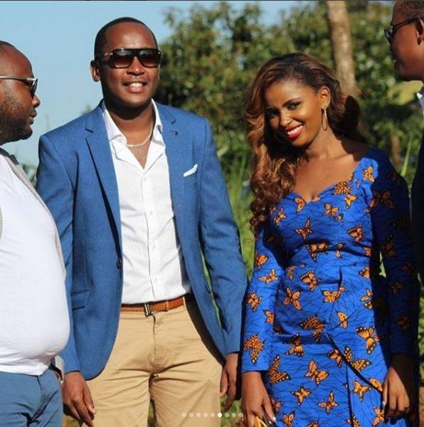 Anerlisa Mungai New Boyfriend