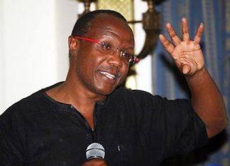 David Ndii arrested