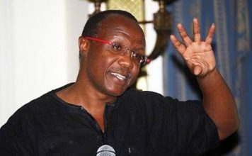 David Ndii arrested