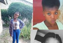 Diana Mwangi Missing student from Nakuru