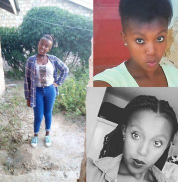 Diana Mwangi Missing student from Nakuru
