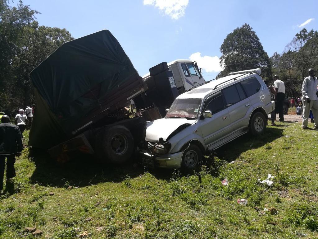 Sachangwan Accident