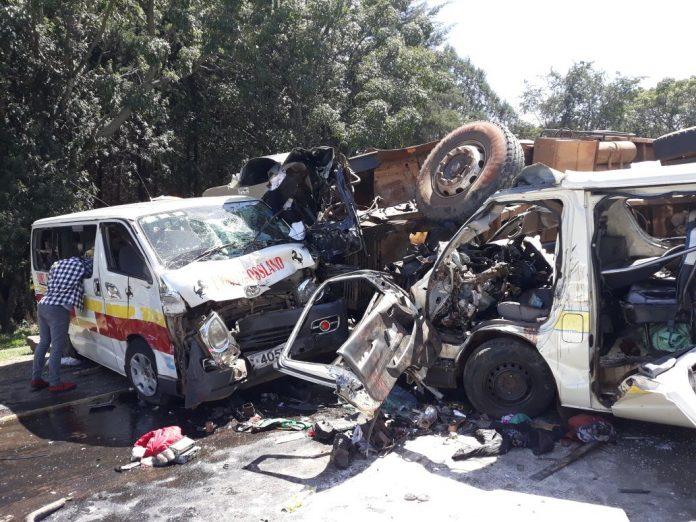 Sachangwan Salgal Accident