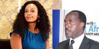 Sheilah Mwanyigha and Linus Gitahi dating