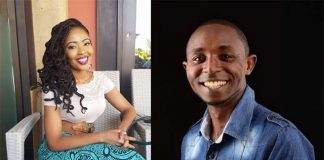 Drama: Jeff Kuria and Kambua Beef