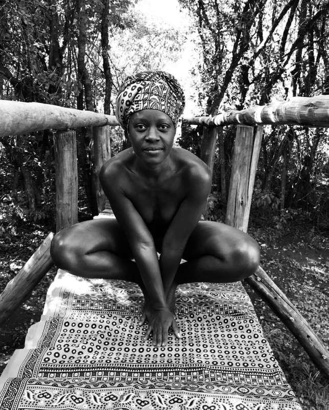 Zawadi Nyongo yoga