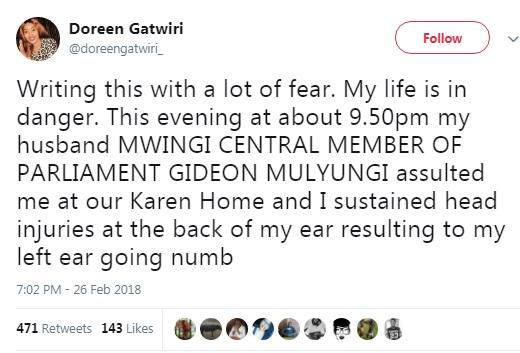 Doreen Gatwiri
