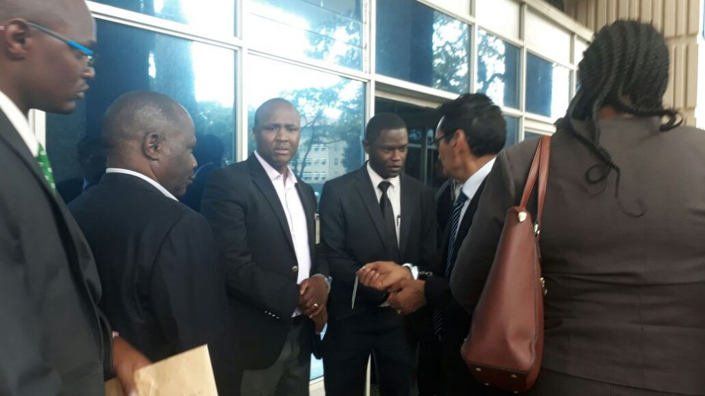 MP Alfred Keter Arrested At Central Bank Trading In Fake Treasury Bills