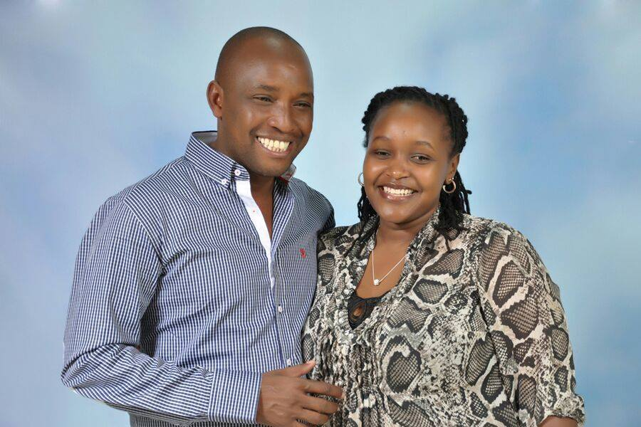 Mp Martha Wangari husband, Ben 10