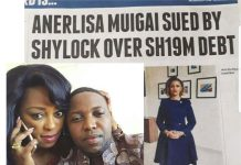 LILIAN MULI's lover, fraudster, BEN KANGANGI, the guy who conned ANERLISA MUIGAI 19M just imported a 16 Million car