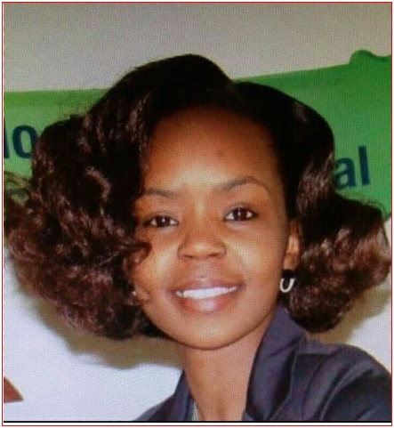 Zipporah Maore - Works in the Mortgage Section. She has been having an affair with Musau since their days at KCB.