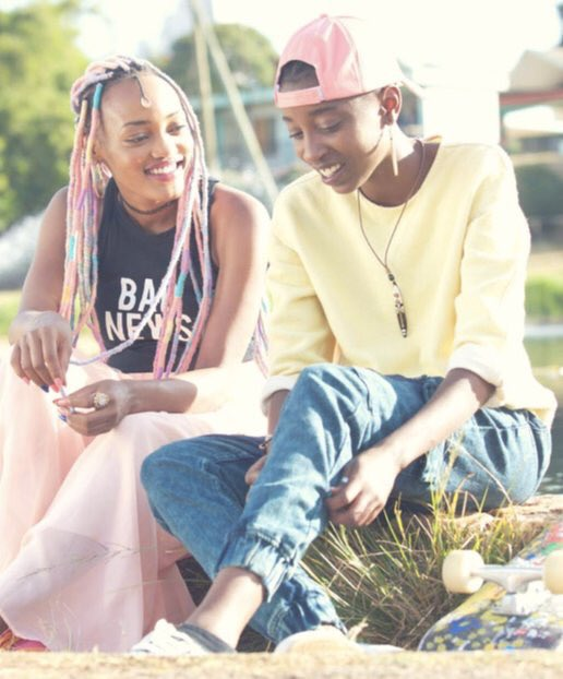 """Rafiki,"" a drama about two Kenyan girls who fall in love"