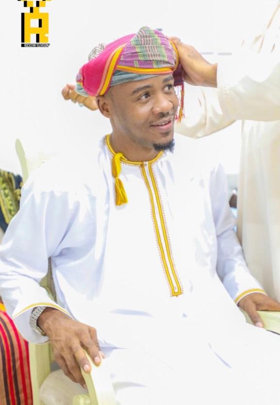 Ali Kiba Kenyan wedding