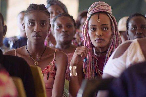 Banned Kenyan Movie Rafiki Photos