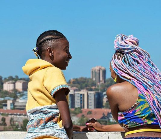 Banned Kenyan Movie Rafiki a drama about two Kenyan girls who fall in love