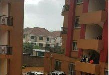 Flooding Nairobi Apartments 6