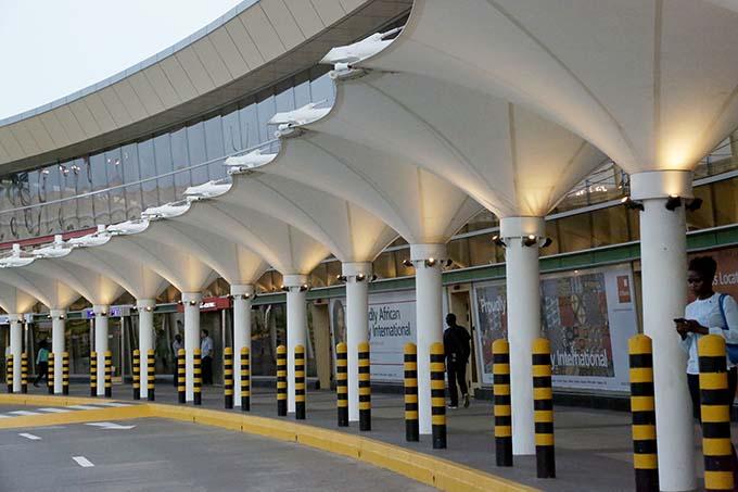 JKIA Terminal