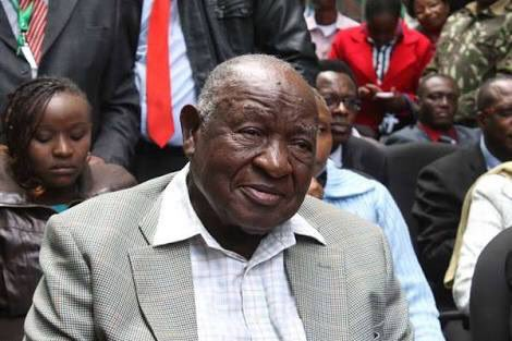 Kenneth Matiba dies at the age of 85