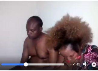 Kirinyaga Deputy Governor Peter Ndambiri caught sleeping with another man's wife Video