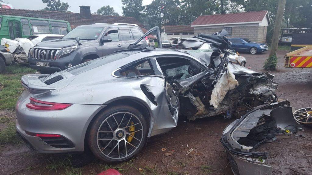 SK Macharia's son John Macharia dies in road accident