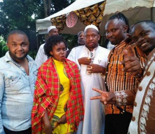 Most wanted goons attend lavish wedding with Sonko