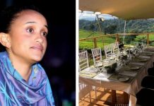 Ngina Kenyatta Resturant The Green Experience