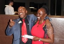Lucy Gichuhi 50th birthday plus GST photos
