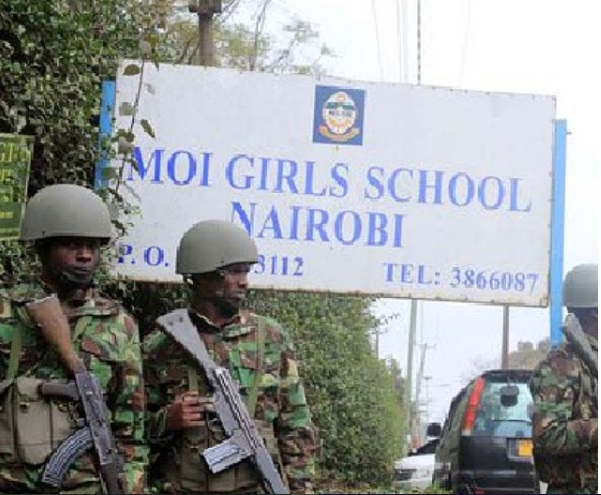 Moi Girls School Closed as Police Investigate Alleged Rape Of 3 Students