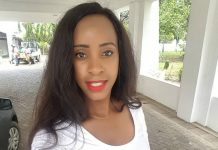 beautiful Nairobi lady who died after undergoing breast enlargement surgery at a clinic in Karen