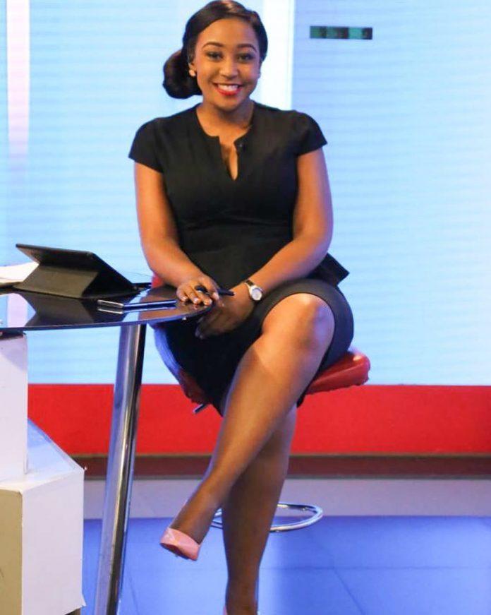 Betty Kyallo has resigned from KTN