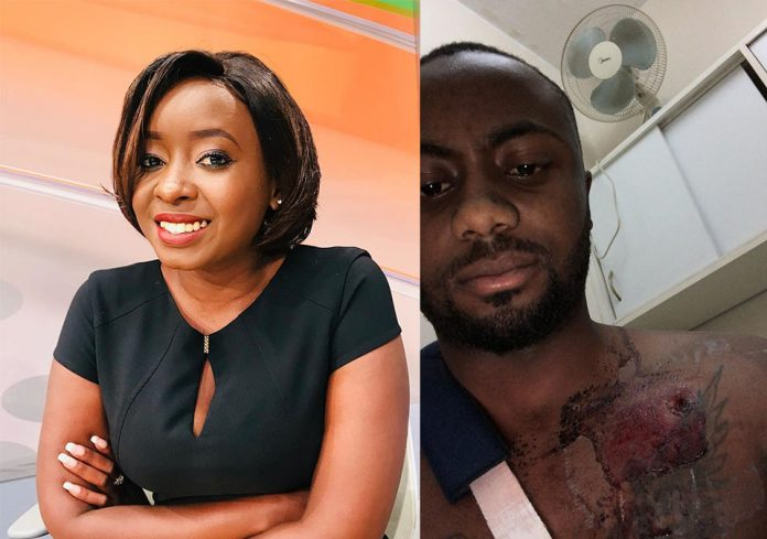 Citizen TV's Jacque Maribe's fiance, Joe Irungu alias Jowie Joe has been arrested in connection with the brutal murder of 28 year old, Monica Nyawira Kimani.