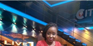 Citizen TV's Jacque Maribe arrested in connection with the brutal murder of 28 year old, Monica Nyawira Kimani
