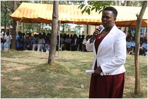 Governor Okoth Obado Wife Hellen photos