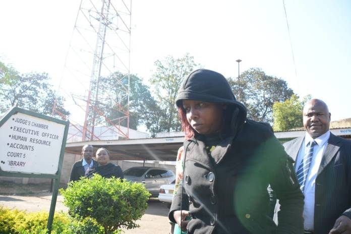 Jacque Maribe is Pregnant with Jowie's Child - Photos