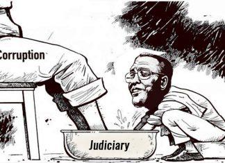 Kenyan courts a master of corruption #CourtsFailingKenyans