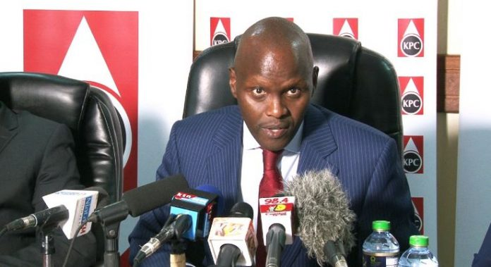 Kenya Pipeline Company CEO, Joe Sang, resigned