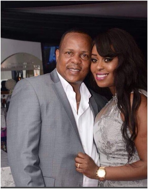 "Lillian Muli and her community husband Jared Nevaton - ""I would rather die"" – Citizen TV's LILLIAN MULI says as she breaks up with her ""community husband"", JARED NEVATON"