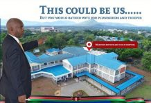 Makueni Governor Kivutha Kibwana New hospital