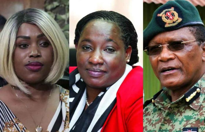 National Youth Service (NYS) scandal