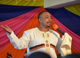 Pastor Kanyari New Church