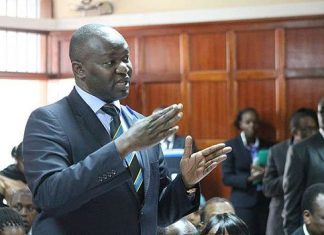 lawyer Tom Ojienda arrested