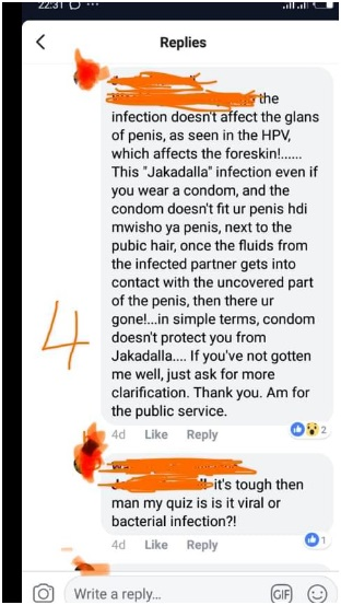 pic 7 - SHOCK! lethal Sexually transmitted disease called JAKADALLA spreads fast in Migori, has Gvn Obado seen this.😭😭😭!!!!!!