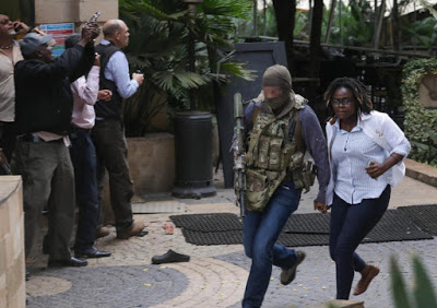 British Special Forces engaged Al Shabaab terrorists who stormed Dusit Hotel Nairobi Kenya - Here is the SAS hero who gave AL SHABAAB terrorists a hard time inside Dusit D2 hotel – He is more than a Commando PHOTOS