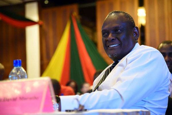 DAVID MURATHE resigns from his post as Jubilee interim vice-chairman over his bid to block DP William Ruto's 2022 presidential bid