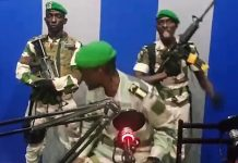 Military says it has seized power in oil-rich Gabon, where the ailing leader's family has ruled for 50 years