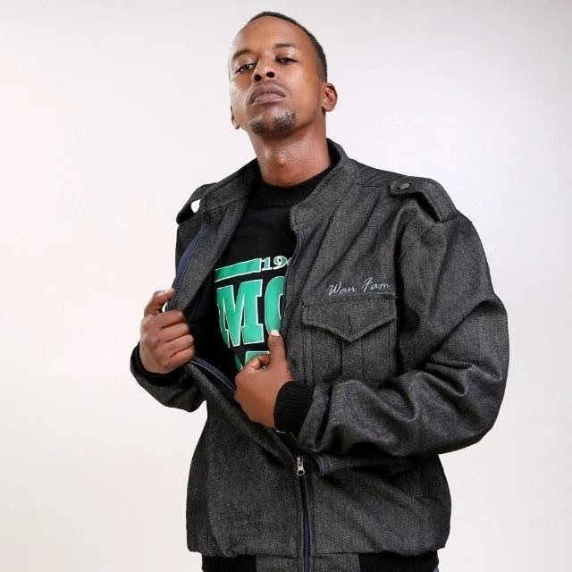 Legendary Kenyan rapper, Kantai is dead