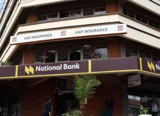 video of a National Bank teller stealing money