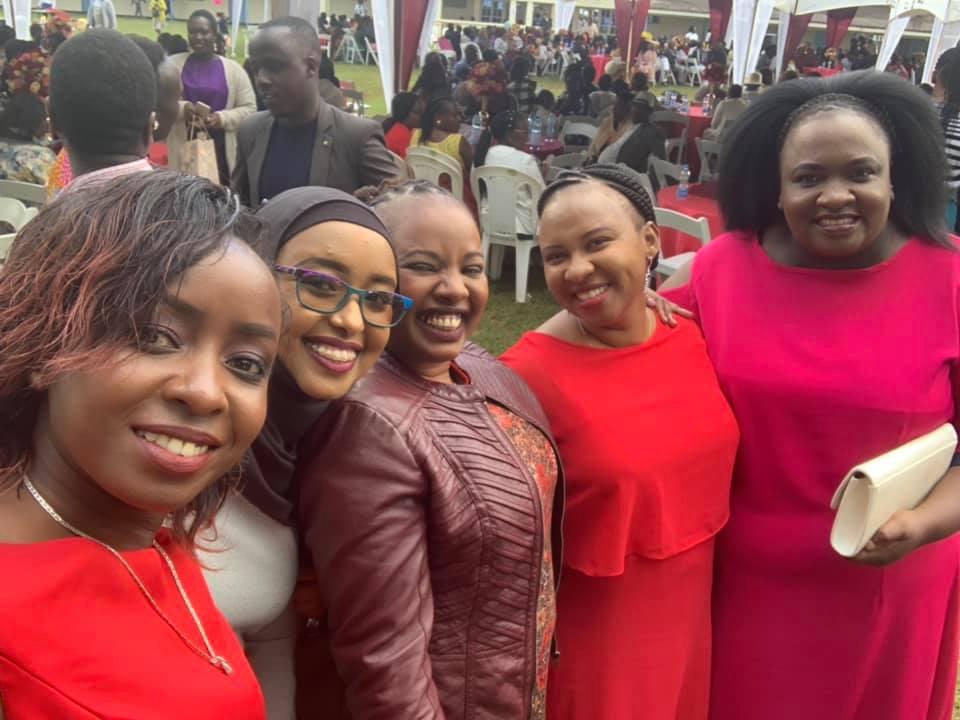 Faiza Wanjiru - CITIZEN TV presenter SAM GITUKU weds Workmate IVY, in a colorful ceremony (PHOTOs)