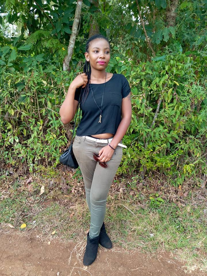 Pauline Wangari a 24 year old warder - 'Beauty queen' prison warder Pauline Wangari Ngoi stabbed to death – 10 PHOTOS!!