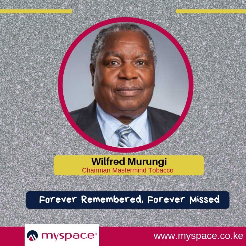 How billionaire Wilfred Murungi was buried in secret just like the life he lived - How billionaire Wilfred Murungi was buried in secret just like the life he lived